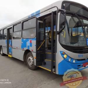 onibus urbanos caio apache vip mercedes of1721 seminovos vendasbus 2