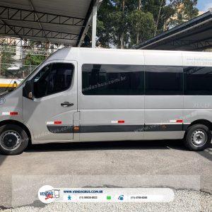 van master renault completa turismo fretamentos vendasbus 6 1